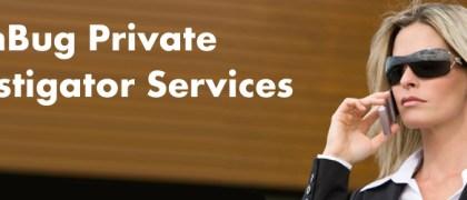 SearchBug Private Investigator Services