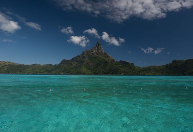 Here's a pic I took on our vacay in Bora Bora