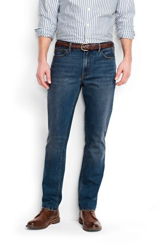 "Men's Slim Fit Jeans in inseams of 26"" to 36"""