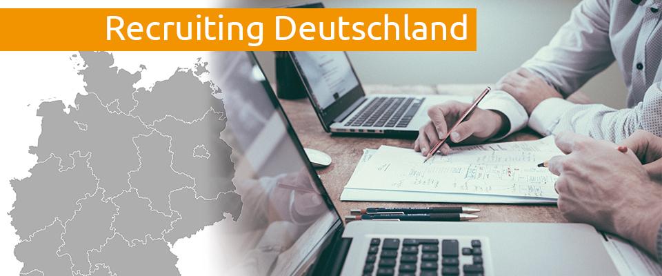 Recruiting Deutschland Erfolge messen