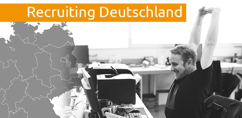 Recruiting Deutschland Stellenanzeigen