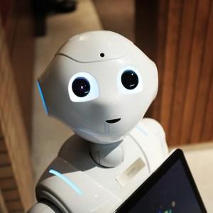 Angst vor KI Roboter Pepper