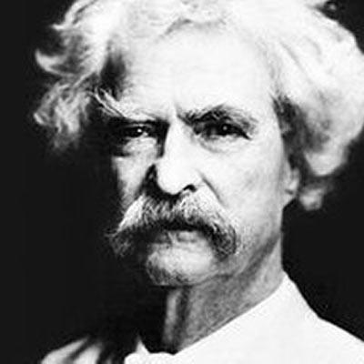 Mark Twain über Wandel