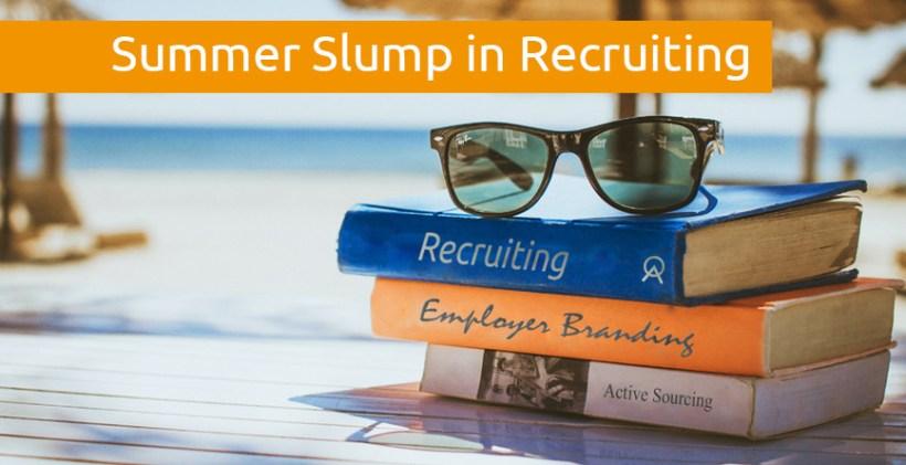summer slump in recruiting