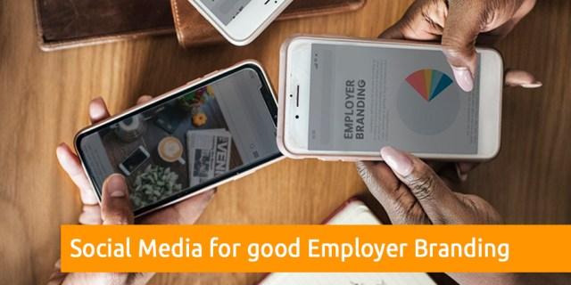 Employer Branding Social Media