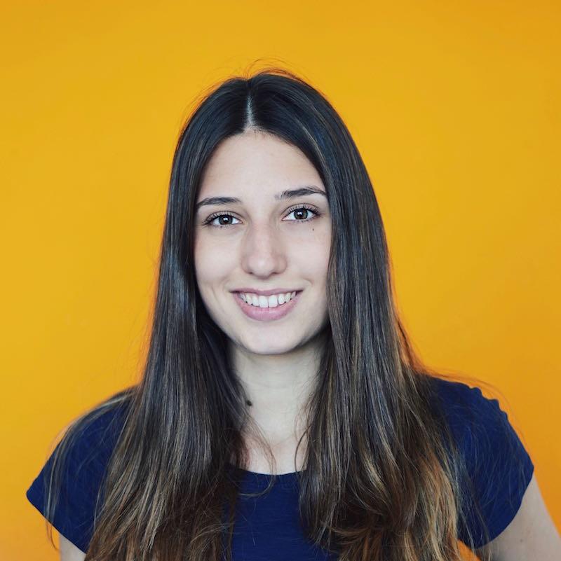 """Eleni:""""Mir ist wichtig, dass der Bewerber motiviert ist und auch in die Unternehmenskultur passt."""""""