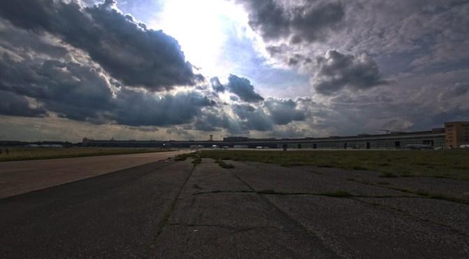 Flughafen Tempelhof / Berlin