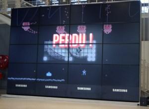 La bataille du Centre Pompidou © DR 2011