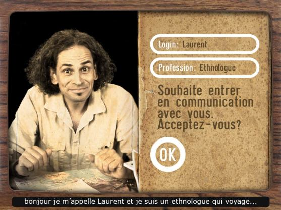 Application Les Experts quai Branly