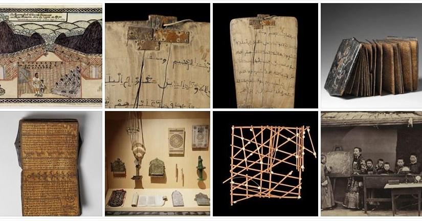 Album photo consacré à la rentrée des classes sur la page Facebook du musée du quai Branly