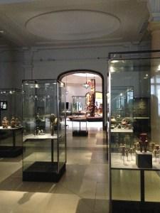 Section Amériques, Musée du Cinquantenaire, Bruxelles, mars 2016.