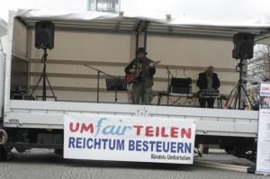 Umfairteilen - Mannheim - 13.04.2013