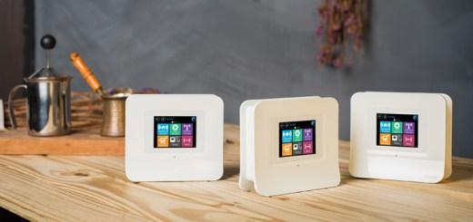 Almond 3 smart home
