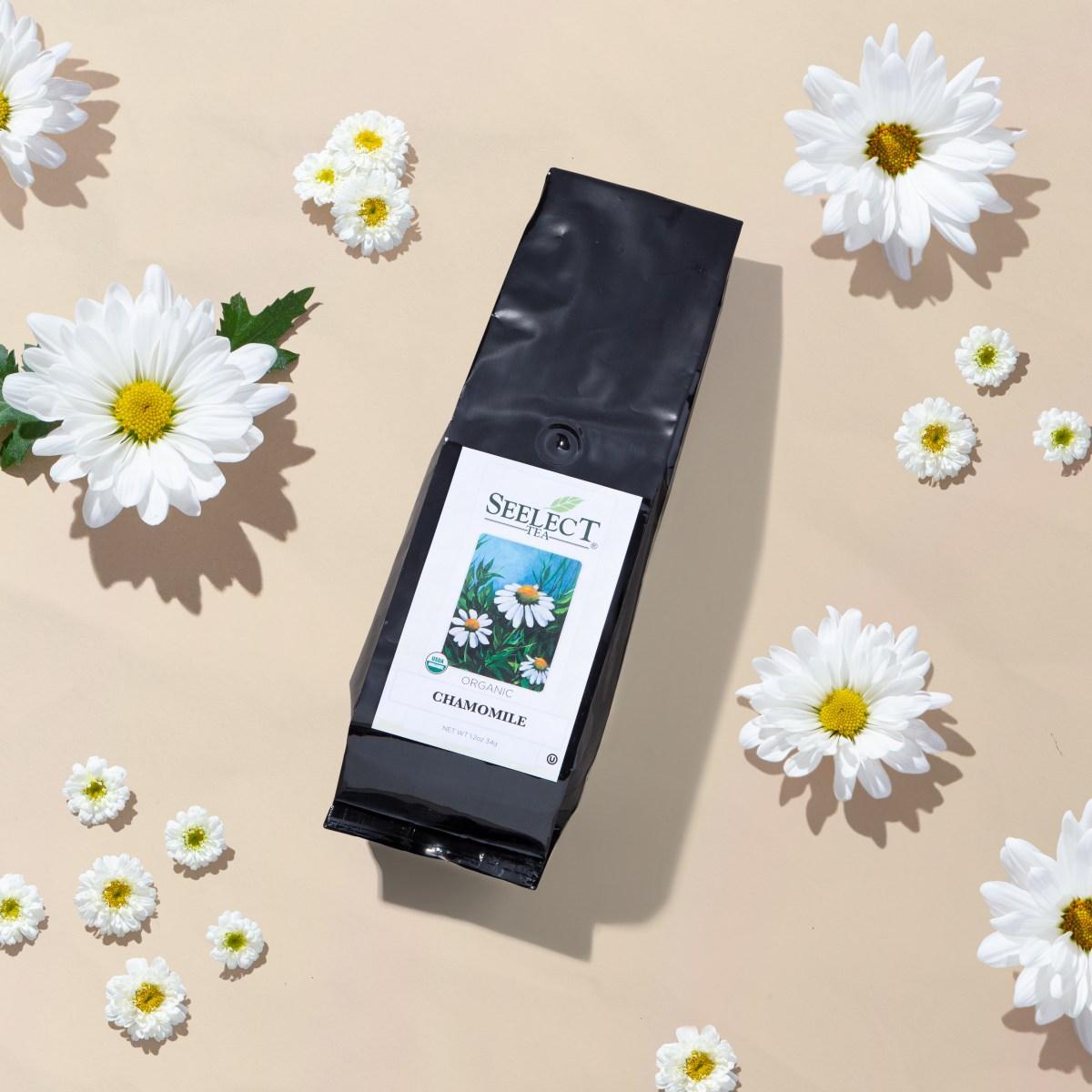 Seelect Tea's chamomile tea