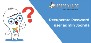recuperare password admin joomla