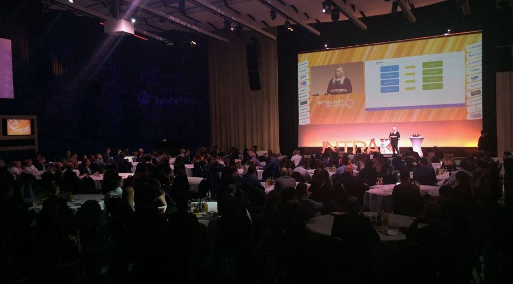 IntraNET.Reloaded Berlin 2017 plenary session