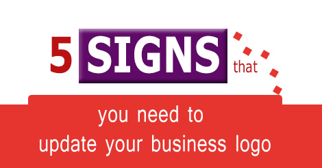 5 Signs You Need To Update Your Logo