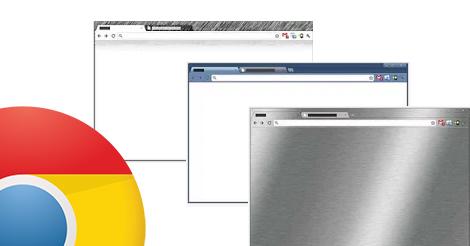 Change theme in Google Chrome
