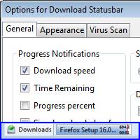 Tech Tip: Download Statusbar for Firefox - SeizerStyle