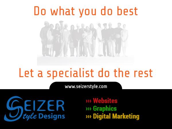SeizerStyle Designs Specialist Ad