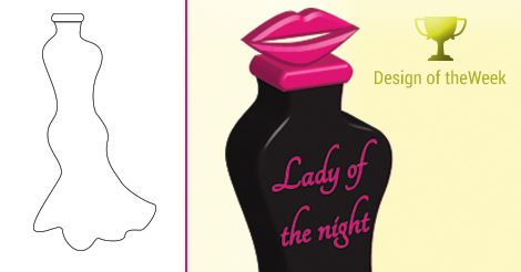 Evolution of a Perfume Bottle