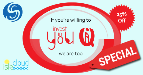 Invest In You Special Offer (March 2015)