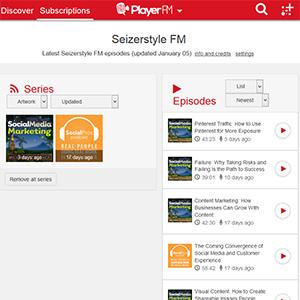 Player.FM screenshot