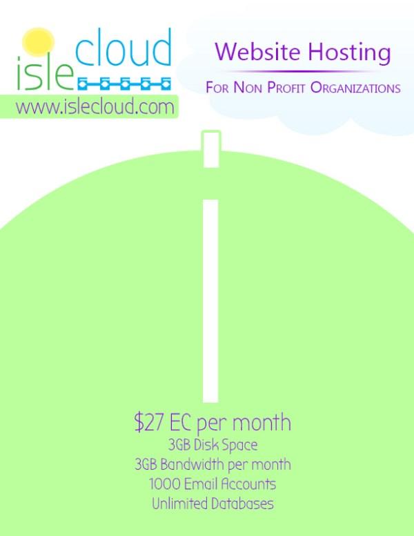 Ise Cloud Non Profit Package