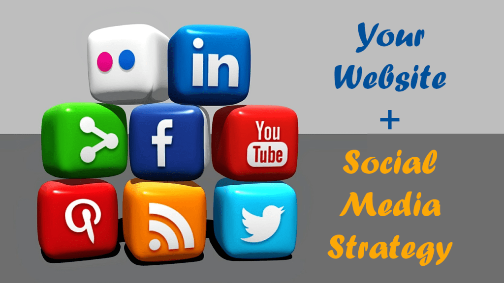 Your website and social media strategy