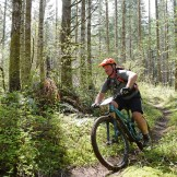 mudslingerXC crosscountry mountain bike oregon