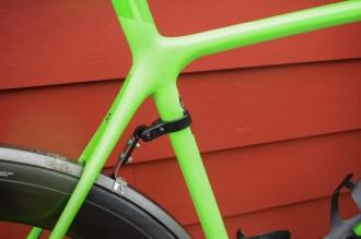 giant tcr slr advanced rain bike custom fenders