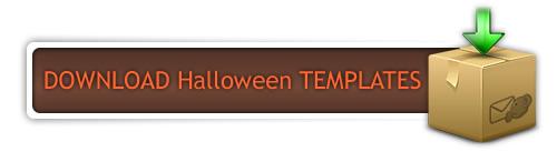 plantillas de email de halloween