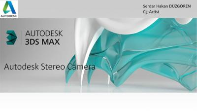 Autodesk 3Ds Max Stereo Camera