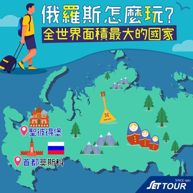 俄羅斯旅遊 | 東南旅遊
