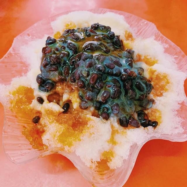 小琉球美食花媽冰店|東南旅遊