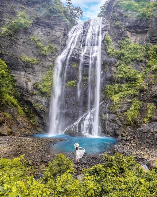 屏東卡悠峰瀑布|東南旅遊
