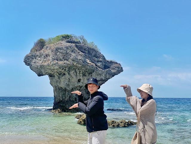 小琉球景點花瓶岩|東南旅遊