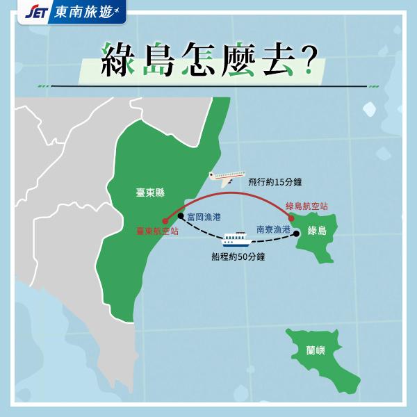要到綠島旅遊,首先要先到台東,從台北前往台東的方式有: ✔火車✔飛機✔自行開車等三種方式,