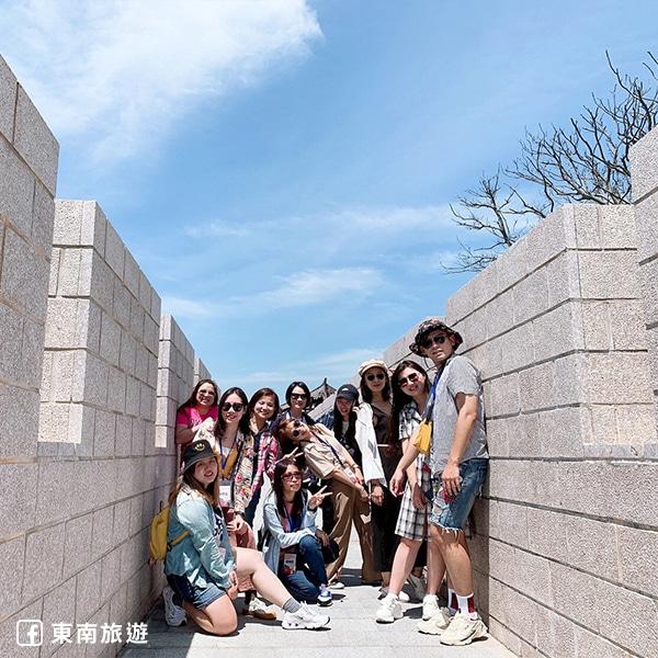 峰上巡檢司城|東南旅遊