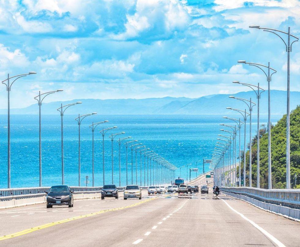 金崙大橋|東南旅遊