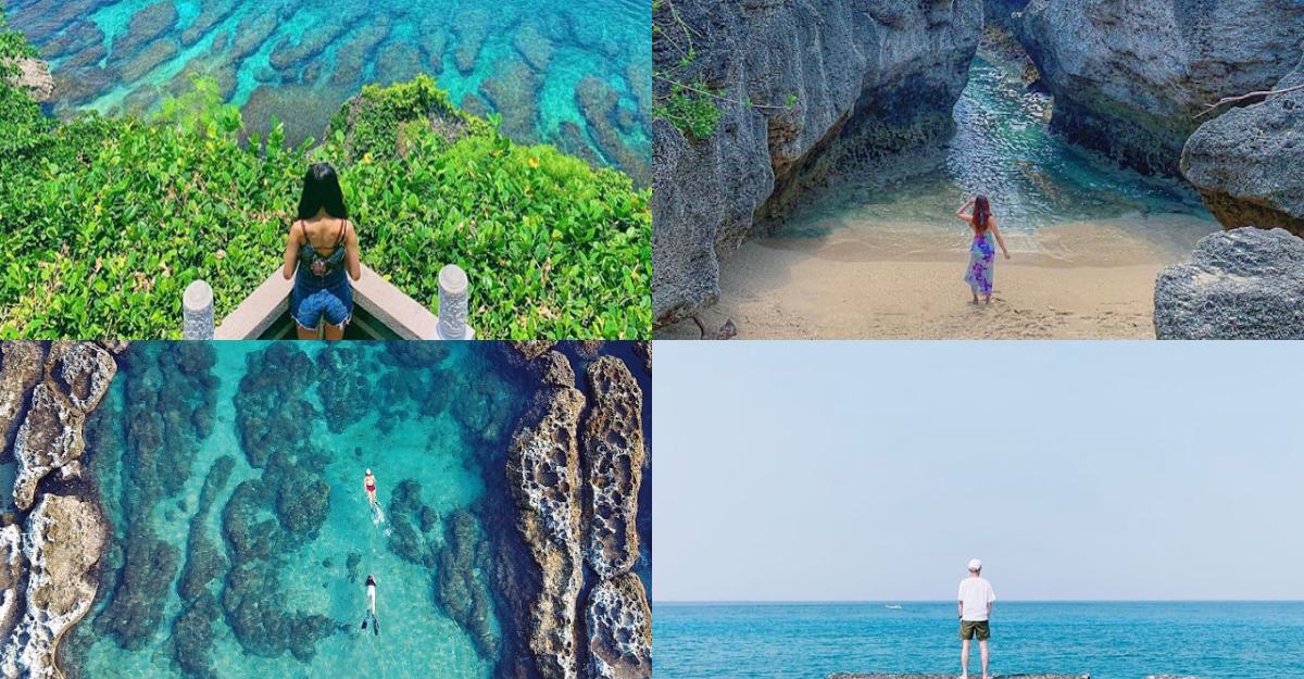 小琉球景點|東南旅遊