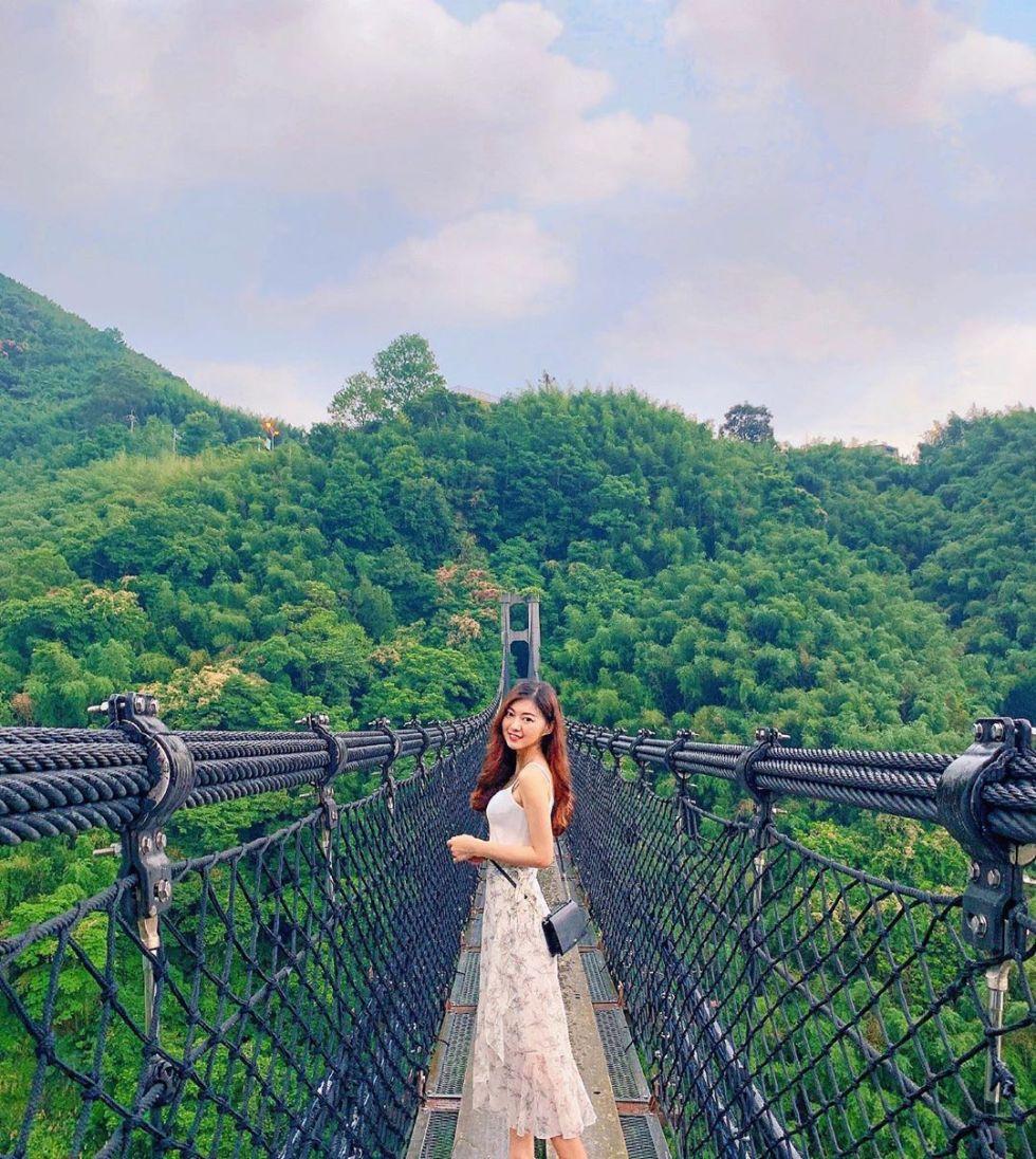 義興吊橋|東南旅遊