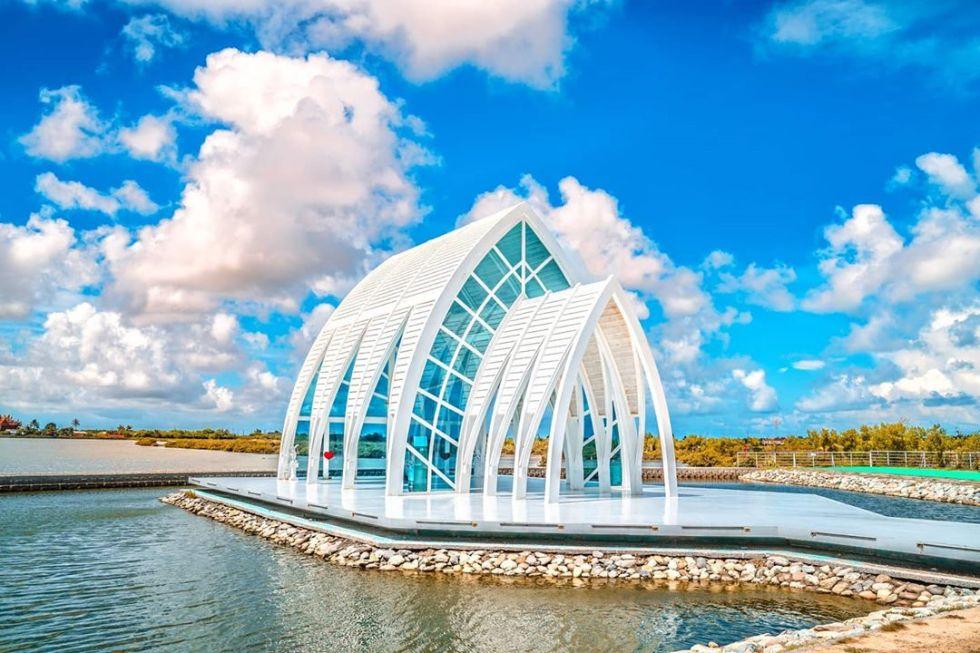 水晶教堂|東南旅遊