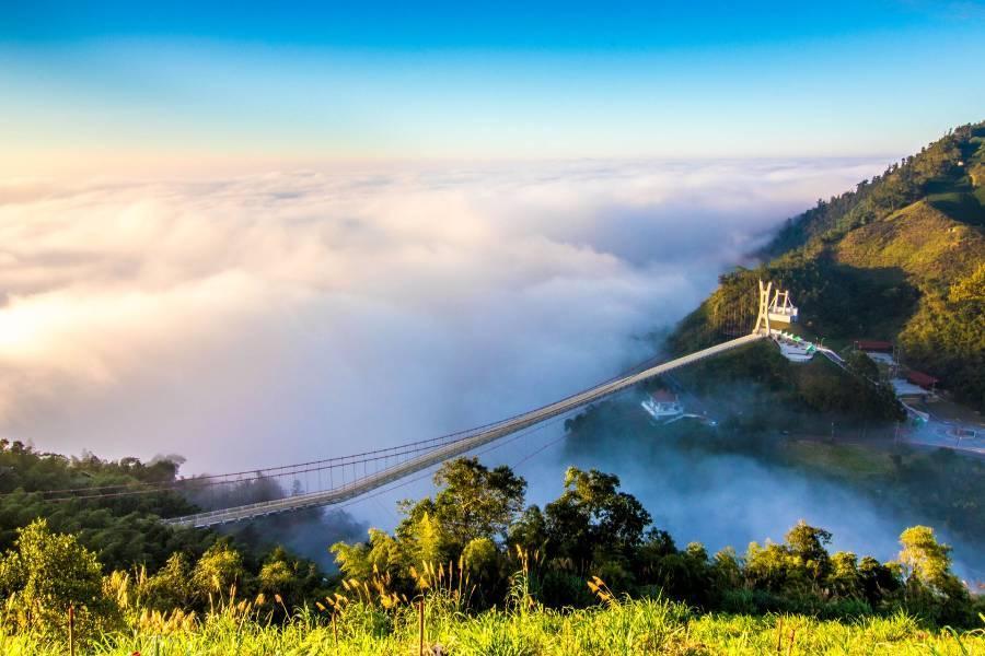 嘉義梅山太平雲梯| 東南旅遊