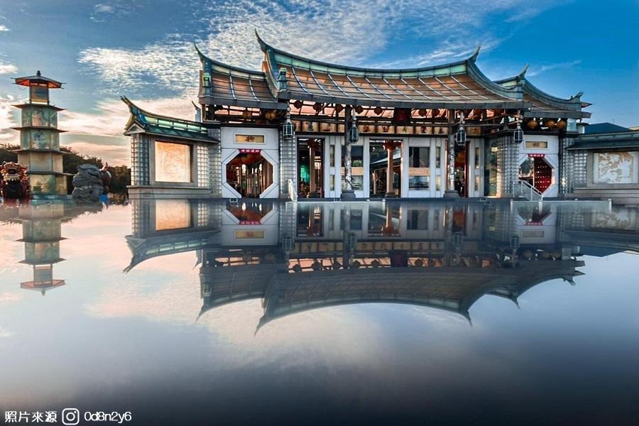 玻璃媽祖廟 | 東南旅遊