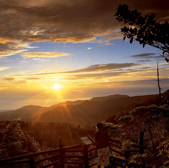 太平山曙光 | 東南旅遊