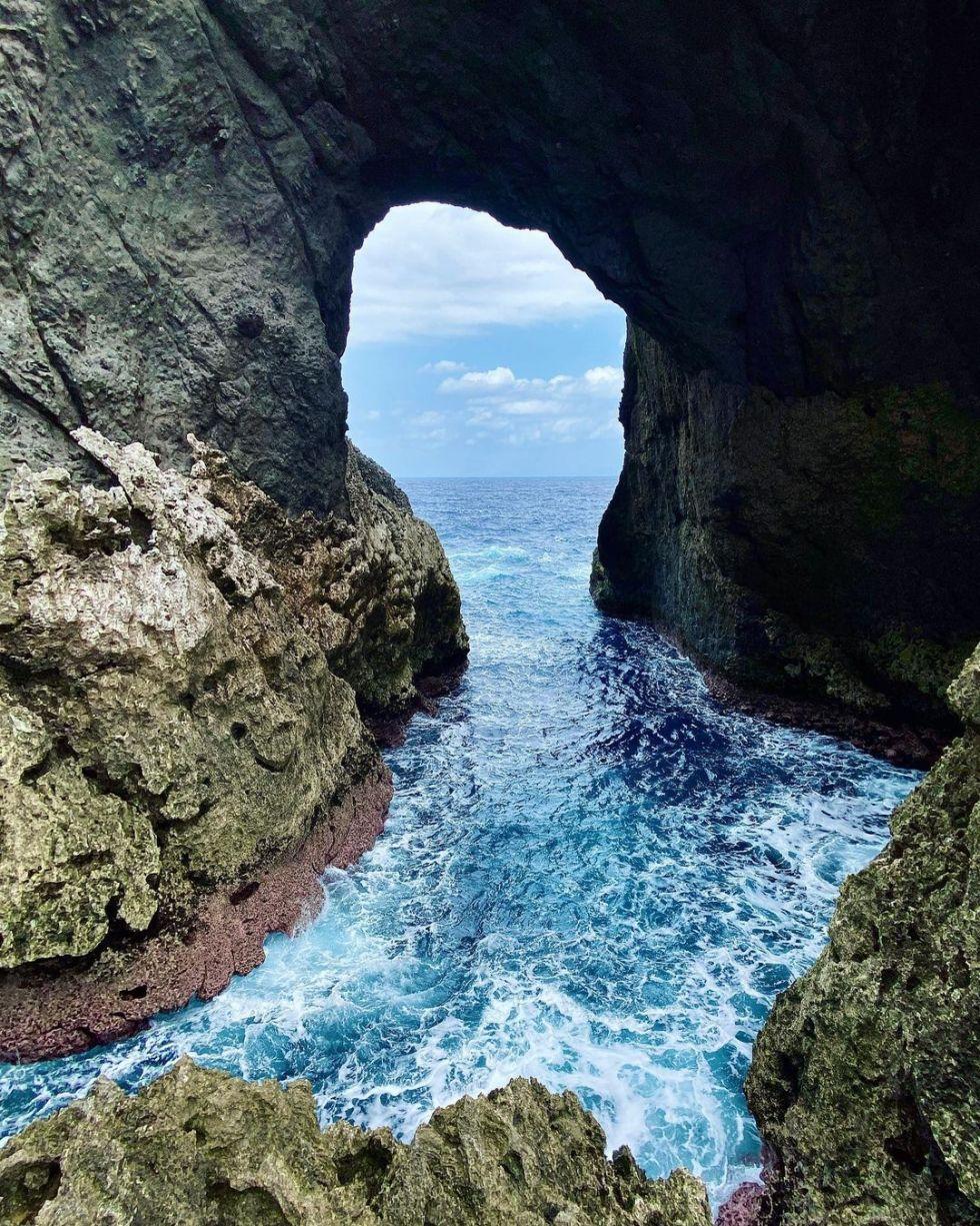 蘭嶼情人洞|東南旅遊
