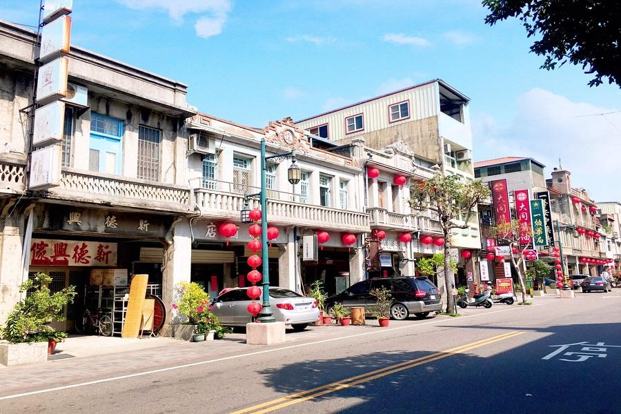 西螺老街|東南旅遊