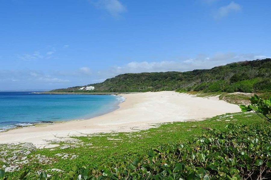 ▲砂島貝殼沙灘(圖/東南旅遊提供)