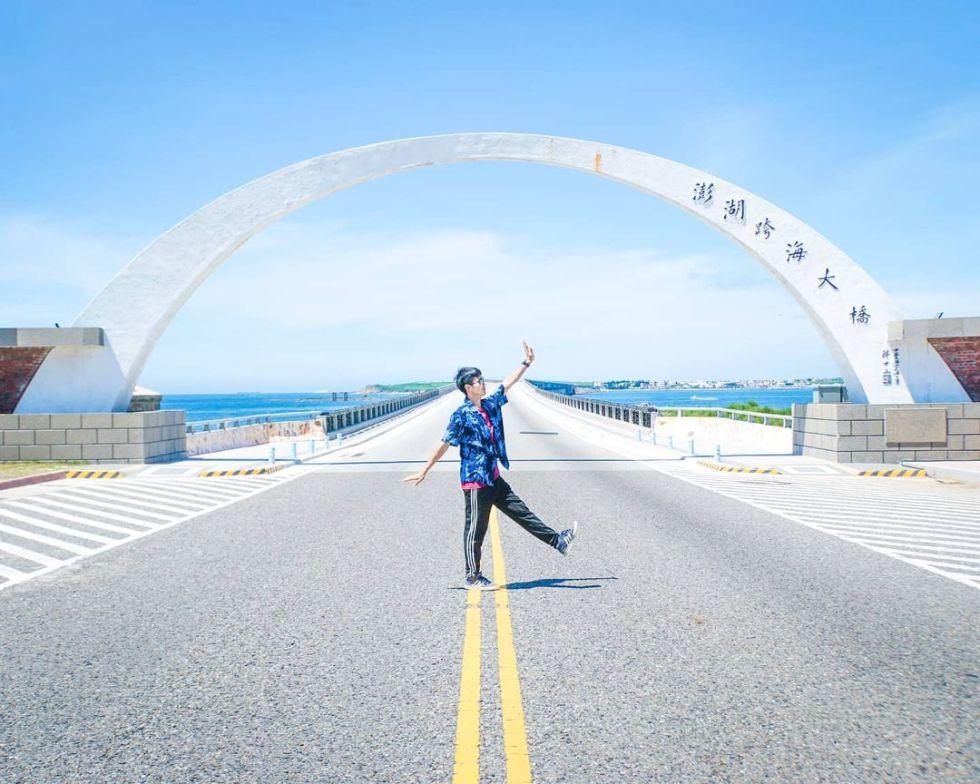 澎湖跨海大橋 | 東南旅遊
